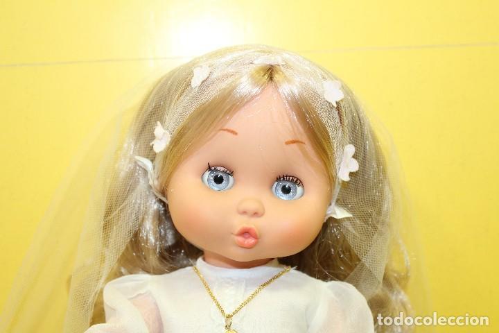 Otras Muñecas de Famosa: PRECIOSA CAROL DE FAMOSA VESTIDA DE COMUNION -AÑO 60 - Foto 11 - 118939147