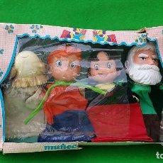 Otras Muñecas de Famosa: MARIONETAS HEIDI DE FAMOSA. Lote 118951771