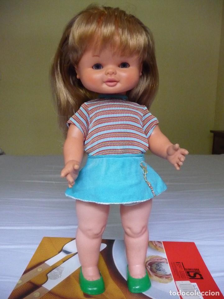 Otras Muñecas de Famosa: Muñeca Maleni de famosa ojos margarita con ropa original epoca Nancy - Foto 3 - 119488115