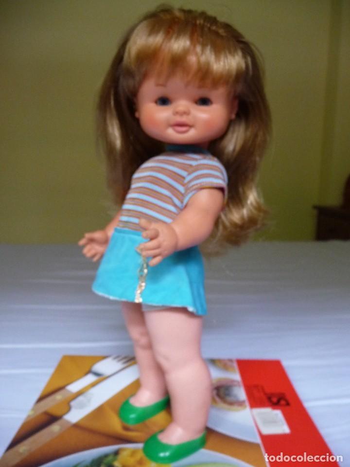 Otras Muñecas de Famosa: Muñeca Maleni de famosa ojos margarita con ropa original epoca Nancy - Foto 6 - 119488115
