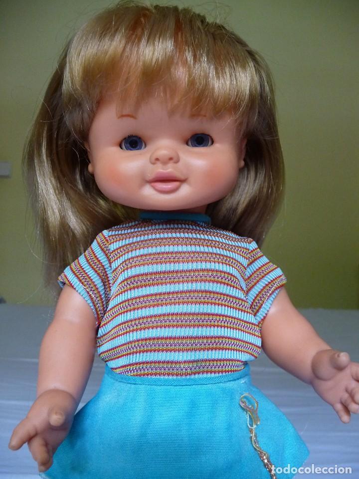 Otras Muñecas de Famosa: Muñeca Maleni de famosa ojos margarita con ropa original epoca Nancy - Foto 7 - 119488115