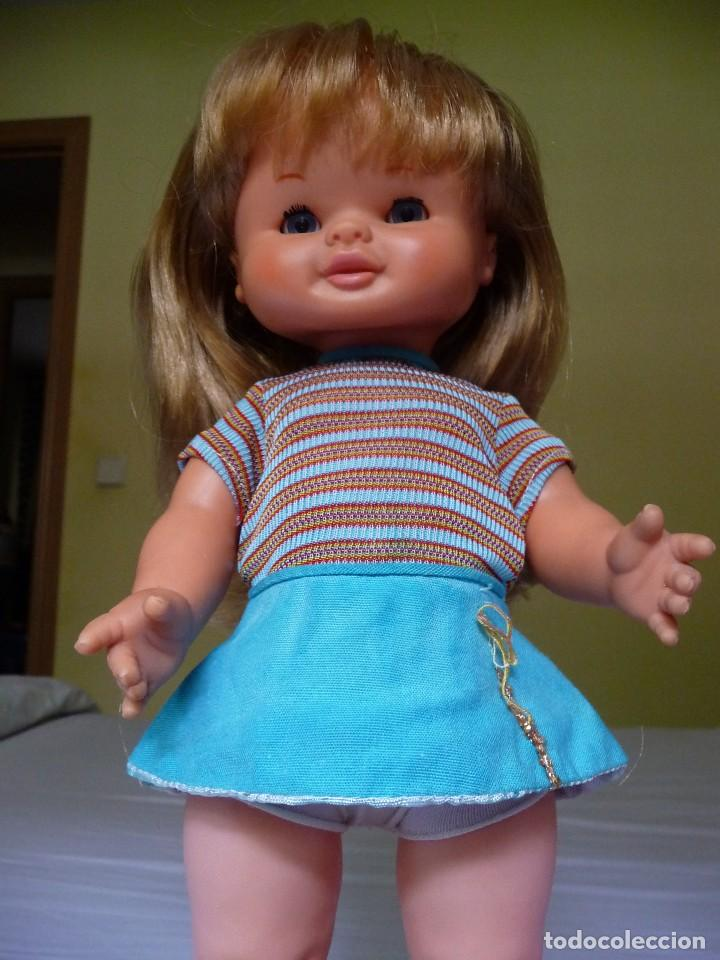Otras Muñecas de Famosa: Muñeca Maleni de famosa ojos margarita con ropa original epoca Nancy - Foto 8 - 119488115