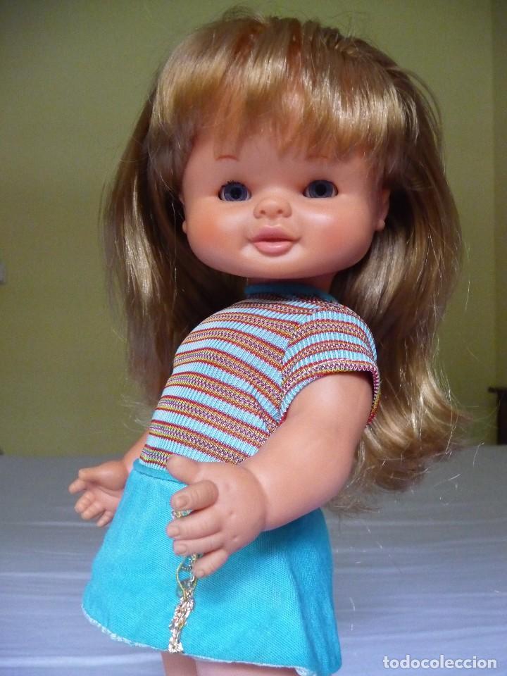 Otras Muñecas de Famosa: Muñeca Maleni de famosa ojos margarita con ropa original epoca Nancy - Foto 10 - 119488115