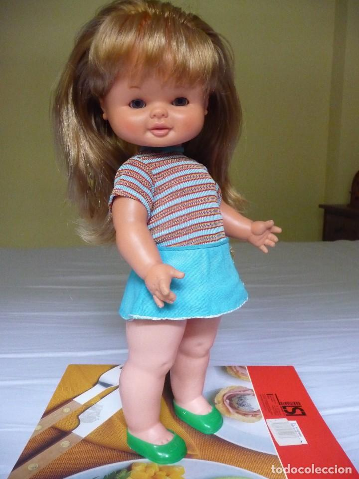 Otras Muñecas de Famosa: Muñeca Maleni de famosa ojos margarita con ropa original epoca Nancy - Foto 11 - 119488115