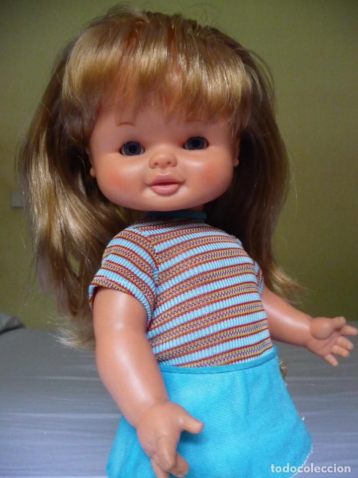 Otras Muñecas de Famosa: Muñeca Maleni de famosa ojos margarita con ropa original epoca Nancy - Foto 12 - 119488115