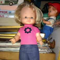 Otras Muñecas de Famosa: MARI LOLI MUÑECA FAMOSA CON ROPA ORIGINAL AÑO 1970. Lote 119735767