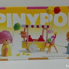Otras Muñecas de Famosa: PIN Y PON RF 2218 KIOSKO DE HELADOS 1988-PRECINTADA. Lote 120586067