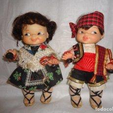Otras Muñecas de Famosa: PAREJA DE MUÑECAS FAMOSA. Lote 120927087