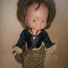 Otras Muñecas de Famosa: ¡¡PRECIOSA ¡¡ANTUGUA MUÑECA BATURRA DE FAMOSA AÑOS-70. Lote 121522983