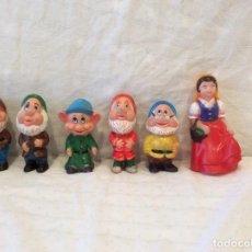 Otras Muñecas de Famosa: ENANITOS DE FAMOSA ,BLANCANIEVES NO. Lote 123284607