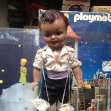 Otras Muñecas de Famosa: PRECIOSO Y ANTIGUO MUÑECO PESCAILLA DE FAMOSA. TODO DE ORIGEN. UNICO EN TODOCOLECCION. Lote 123762487