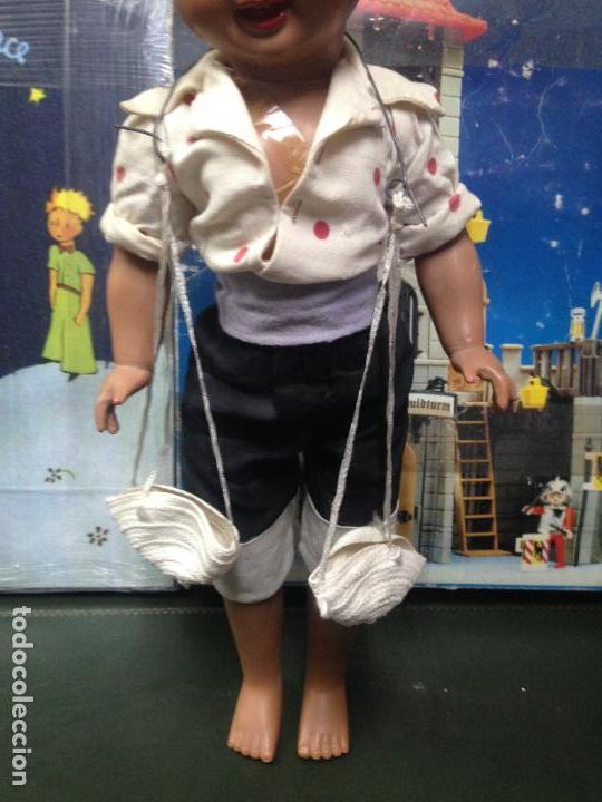 Otras Muñecas de Famosa: PRECIOSO Y ANTIGUO MUÑECO PESCAILLA DE FAMOSA. TODO DE ORIGEN. UNICO EN TODOCOLECCION - Foto 3 - 123762487