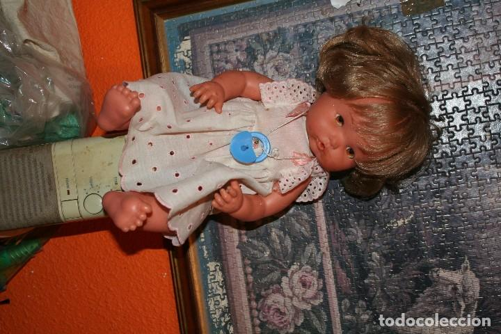 Otras Muñecas de Famosa: antigua muñeca nenuca se vende sin el chupete - Foto 2 - 124018827