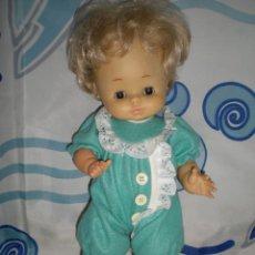 Otras Muñecas de Famosa: PRECIOSO MUÑECO GODIN DE FAMOSA AÑOS 70 MUY BUEN ESTADO NECESITA ASEO. Lote 124019507