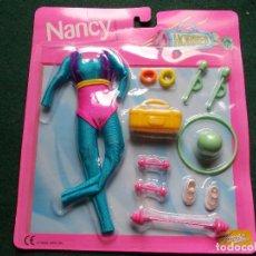 Otras Muñecas de Famosa: NANCY HOBBIES FAMOSA 2000. Lote 124506647