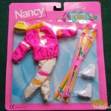 Otras Muñecas de Famosa: NANCY HOBBIES FAMOSA 2000. Lote 124506839
