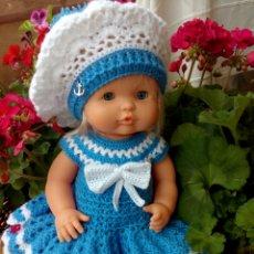 Otras Muñecas de Famosa: CONJUNTO PARA NENUCO. Lote 124646227