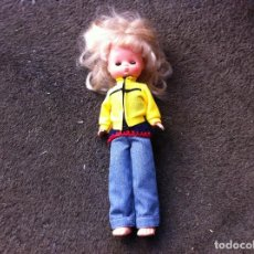 Otras Muñecas de Famosa: MUÑECA DE FAMOSA. LONGITUD: 31CM. Lote 124897063