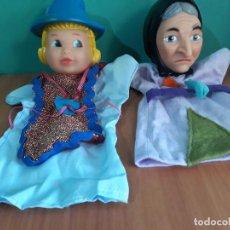 Otras Muñecas de Famosa: MARIONETAS DE FAMOSA . Lote 124949339