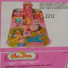 Otras Muñecas de Famosa: CATÁLOGO PIN Y PON. Lote 125027308