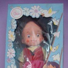 Otras Muñecas de Famosa: HEIDI EN SU CAJA - FAMOSA. Lote 126173511