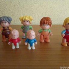 Otras Muñecas de Famosa: LOTE DE PIN Y PON DE FAMOSA. Lote 126299610