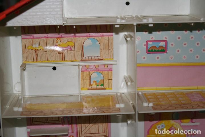 Otras Muñecas de Famosa: Casa granja maletín muñecos Pin y pon - Foto 6 - 126688787