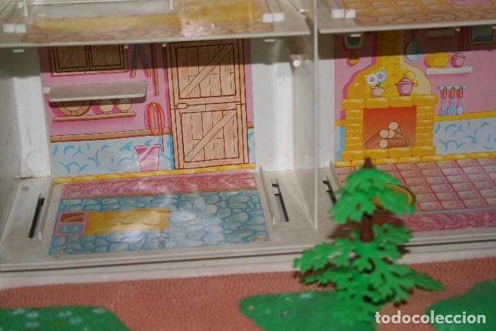 Otras Muñecas de Famosa: Casa granja maletín muñecos Pin y pon - Foto 7 - 126688787