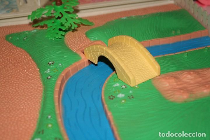 Otras Muñecas de Famosa: Casa granja maletín muñecos Pin y pon - Foto 8 - 126688787