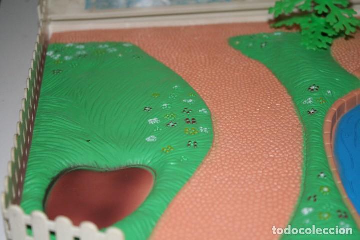 Otras Muñecas de Famosa: Casa granja maletín muñecos Pin y pon - Foto 9 - 126688787