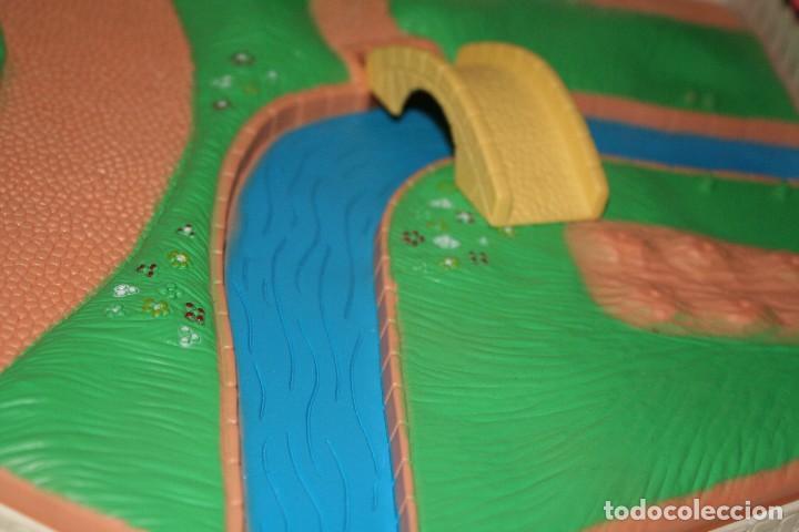 Otras Muñecas de Famosa: Casa granja maletín muñecos Pin y pon - Foto 10 - 126688787