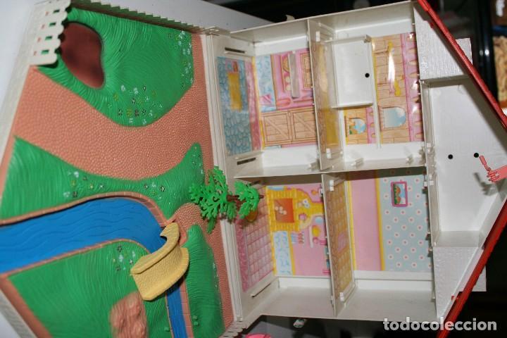 Otras Muñecas de Famosa: Casa granja maletín muñecos Pin y pon - Foto 11 - 126688787