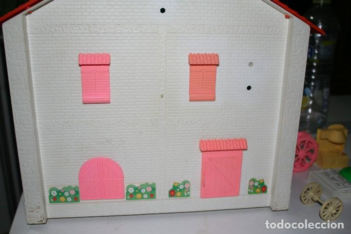 Otras Muñecas de Famosa: Casa granja maletín muñecos Pin y pon - Foto 13 - 126688787