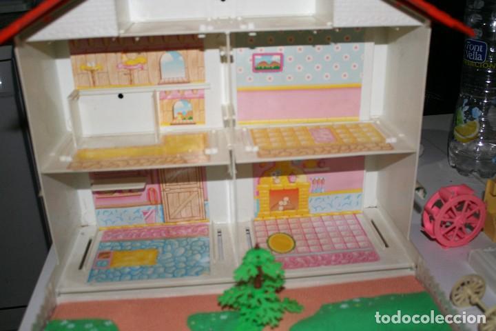 Otras Muñecas de Famosa: Casa granja maletín muñecos Pin y pon - Foto 19 - 126688787