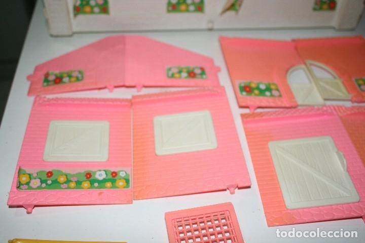 Otras Muñecas de Famosa: Casa granja maletín muñecos Pin y pon - Foto 20 - 126688787