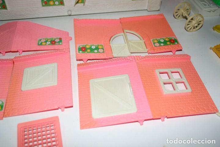 Otras Muñecas de Famosa: Casa granja maletín muñecos Pin y pon - Foto 21 - 126688787