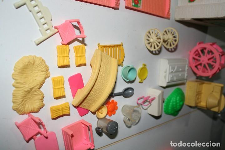 Otras Muñecas de Famosa: Casa granja maletín muñecos Pin y pon - Foto 23 - 126688787