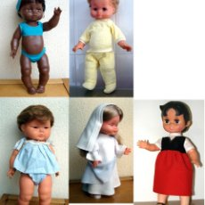 Otras Muñecas de Famosa: CACHITA FAMOSIN DULCITO MONJITA HEIDI. FAMOSA, NOVO GAMA. BUEN ESTADO. DE LOS 60 Y 70. LEER. Lote 26364289
