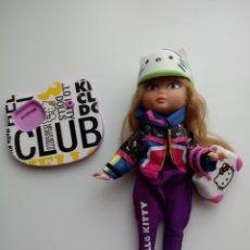 Otras Muñecas de Famosa: MUÑECA HELLO KITTY CLUB DE FAMOSA. Lote 127765006