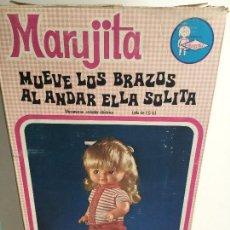 Otras Muñecas de Famosa: MUÑECA MARUJITA FAMOSA ÉPOCA NANCY. Lote 128285527