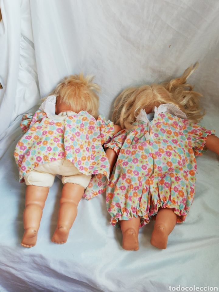Otras Muñecas de Famosa: 2 muñecos P. Marper S. L. - Foto 2 - 128363220