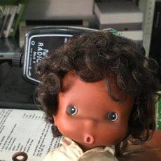 Otras Muñecas de Famosa: MUÑECA NEGRITA O MUÑECO RUMBITO DE FAMOSA. Lote 129300423