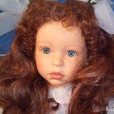 Otras Muñecas de Famosa: PRECIOSA MUÑECA DE COMUNIÓN MARCA ASÍ, DESCATALOGADA.. Lote 129473299