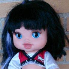 Otras Muñecas de Famosa: MUÑECA JAGGETS FAMOSA PAULA POP STAR HABLA EN ESPAÑOL . Lote 131023056