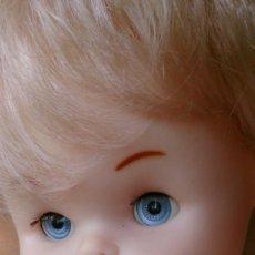 Otras Muñecas de Famosa: MUÑECO BEBÉ PULY DE FAMOSA AÑOS 70. Lote 131086228