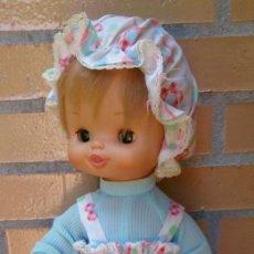 Otras Muñecas de Famosa: MUÑECA FLORINDA DE FAMOSA ORIGINAL AÑOS 70 CUERPO DE ESPUMA ARTICULADO, . Lote 131093632