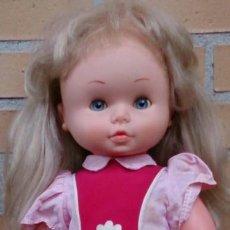 Otras Muñecas de Famosa: MUÑECA FAMOSA FLOR AÑO 1972 TAMAÑO GRANDE 58 CM. Lote 131556550