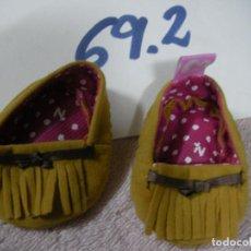 Otras Muñecas de Famosa: ZAPATOS NENUCOS. Lote 131593722
