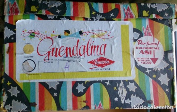 Otras Muñecas de Famosa: Muñeca Guendalina Guendolina Famosa último modelo de plástico y goma con caja - Foto 3 - 132148262