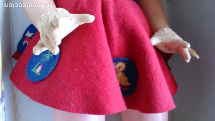 Otras Muñecas de Famosa: Muñeca Guendalina Guendolina Famosa último modelo de plástico y goma con caja - Foto 8 - 132148262